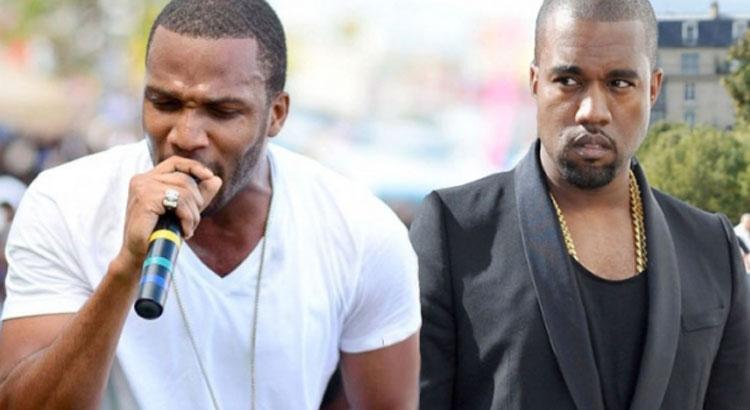 Agent Sasco Featured on Kanye's New Album